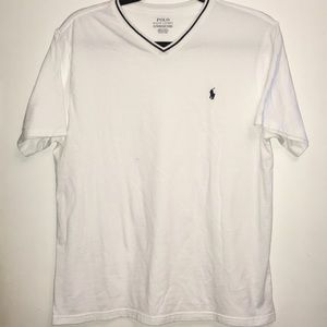 Polo Youth V Neck T-shirt